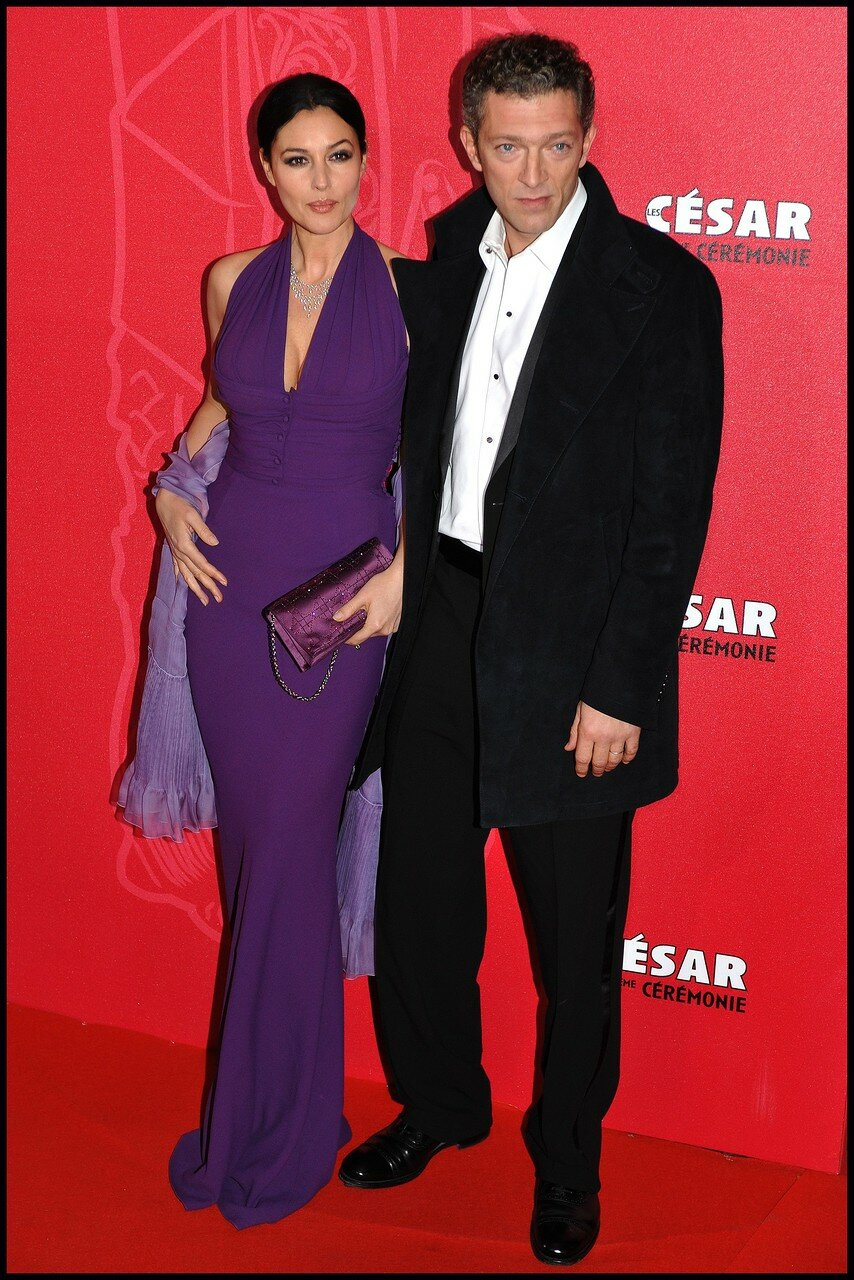 CEREMONY OF CESAR 2009-ARRIVALS