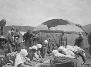 Киргизские ковры