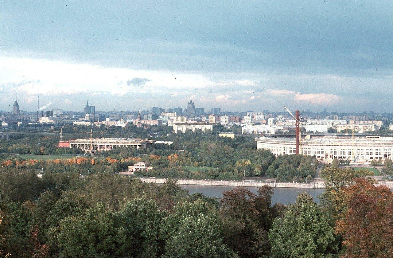 Ленинские горы