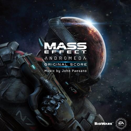 John Paesano - Mass Effect: Andromeda (2017)