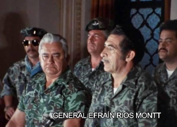 """Как Рейган устроил геноцид и назвал это """"демократией"""". 1982 г.  ( 60 фото )"""
