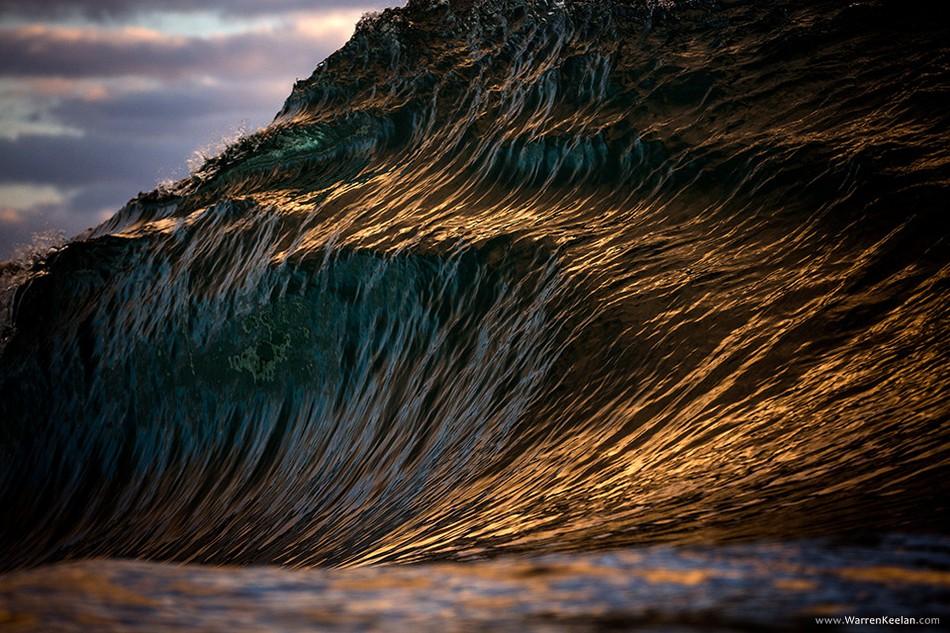 Красота и величие волн