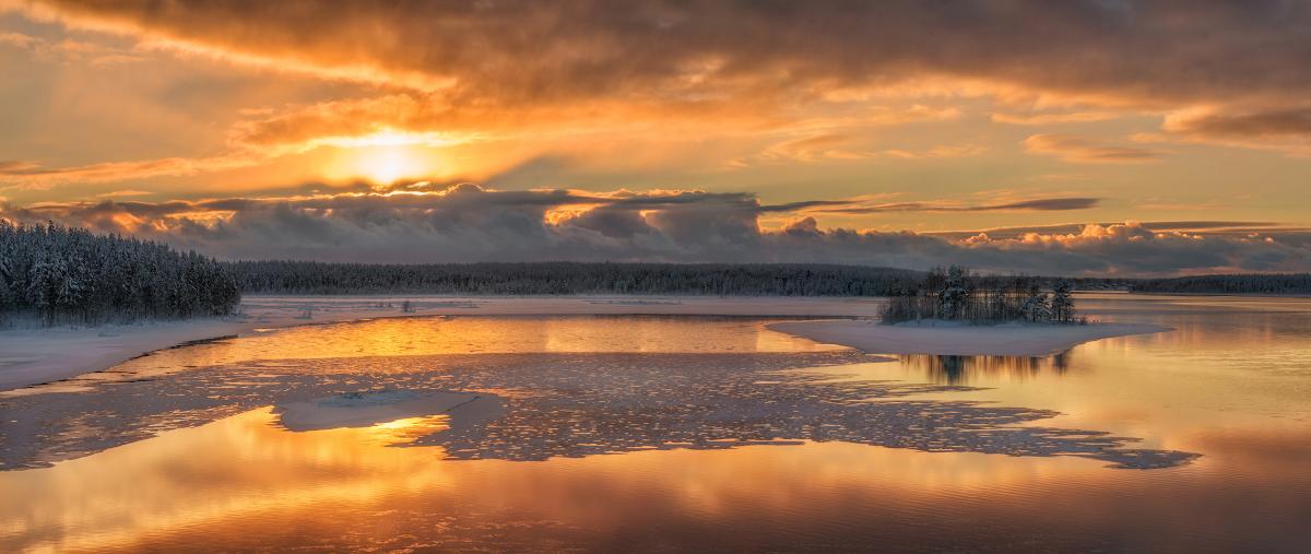 Замечательные пейзажи Андрея Грачева
