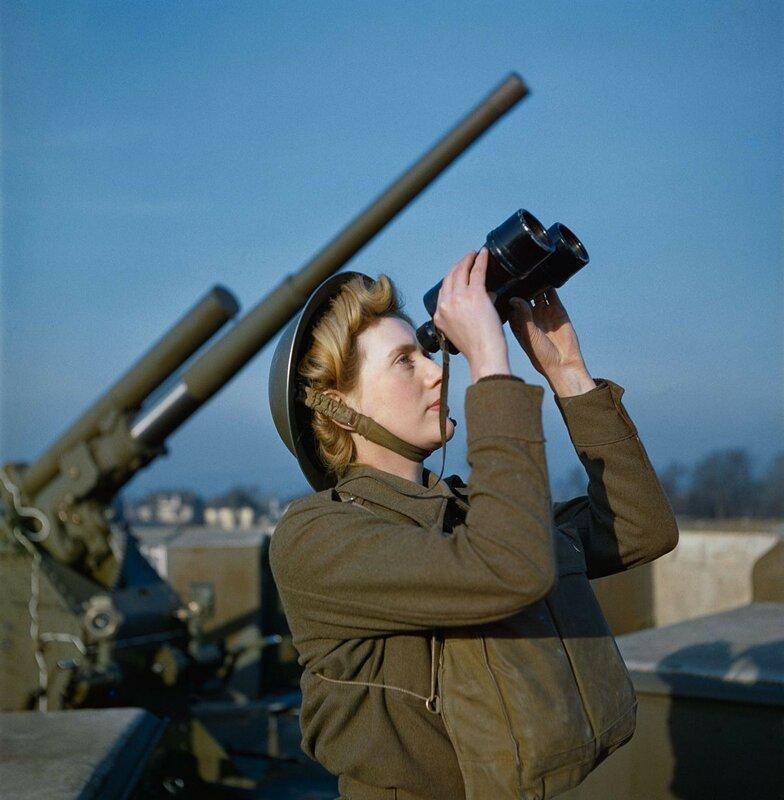 Вторая мировая война в цвете, 1941-1944