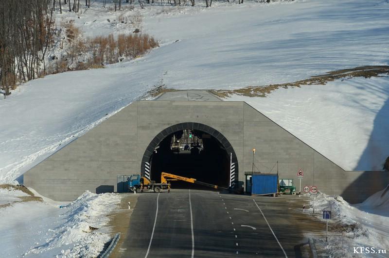 Нарвинский тоннель, строительство