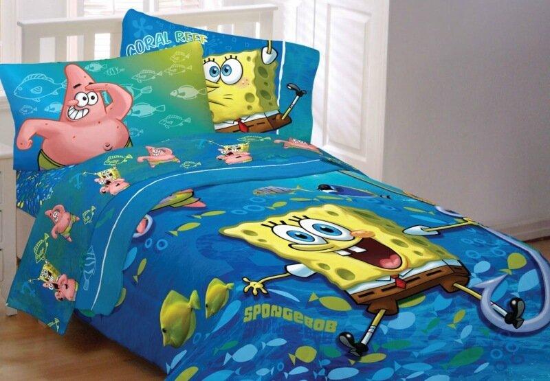 Выбор постельного белья для детей