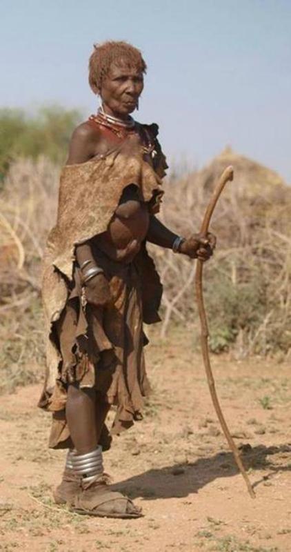 Африканские племена. Обзор с фотографиями