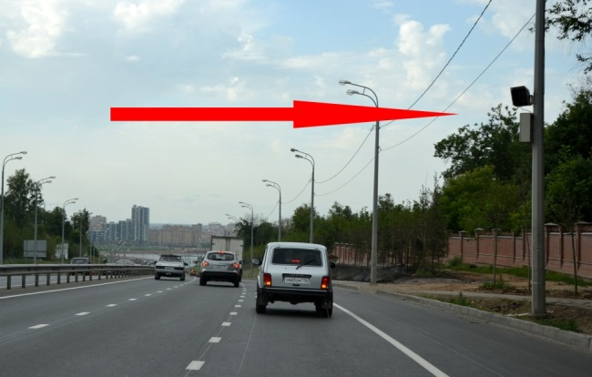 Разбирая данные, полученные от автоматического радара, работники автоинспекции увидели нечто необычн