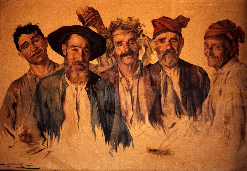 16. Баски Возраст, происхождение и язык басков — одна из главных загадок современной истории. Баскск