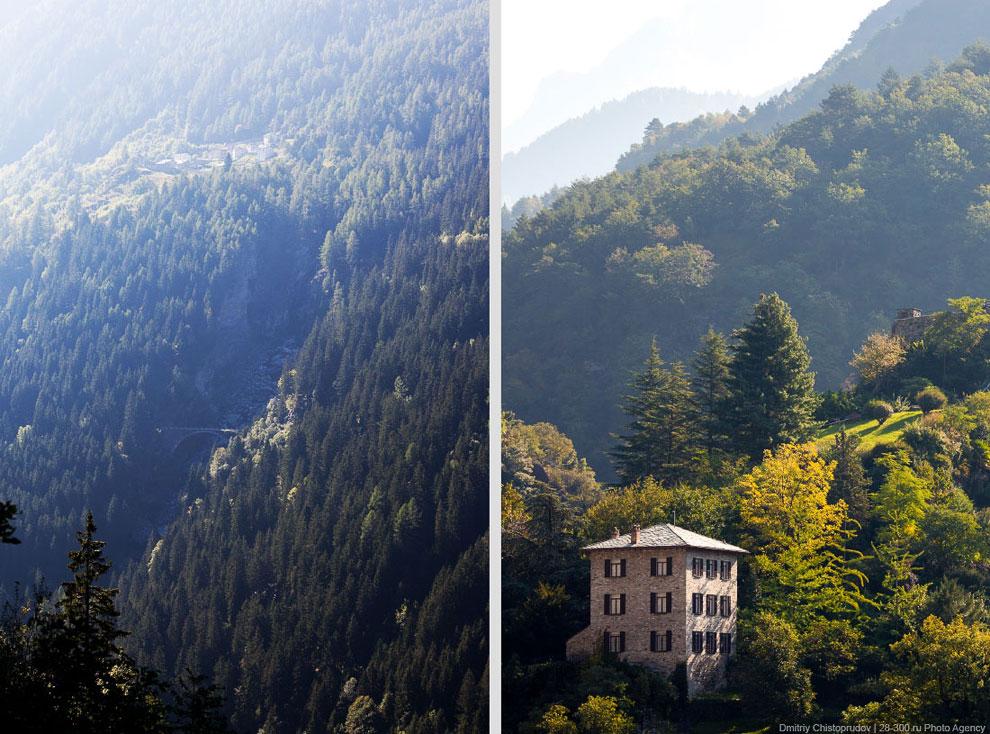 Едем дальше в сторону Швейцарии:
