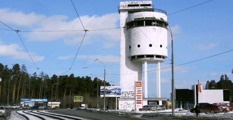 4. В столице Урала эта Белая башня и сегодня пользуется популярностью, а ее именем назван ежегодный