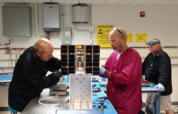 Новый мини-спутник IceCube отNASA весит всего 4,5 килограмма