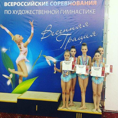 гимнастки Куйбышева