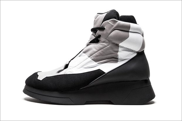 JULIUS High-Top Sneakers for Fall Winter 2016