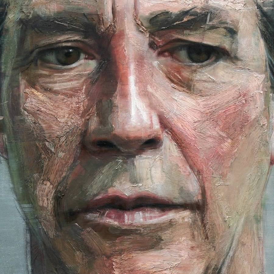 Realistic Paintings of Celebrities by Colin Davidson