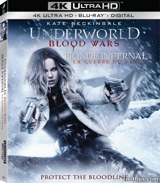 Другой мир: Войны крови / Underworld: Blood Wars (2016/BDRip/HDRip)