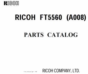 service - Инструкции (Service Manual, UM, PC) фирмы Ricoh - Страница 5 0_1b29be_169ee5f1_orig