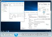 Windows 10 Pro 14393.105 x86-x64 RU MicroN