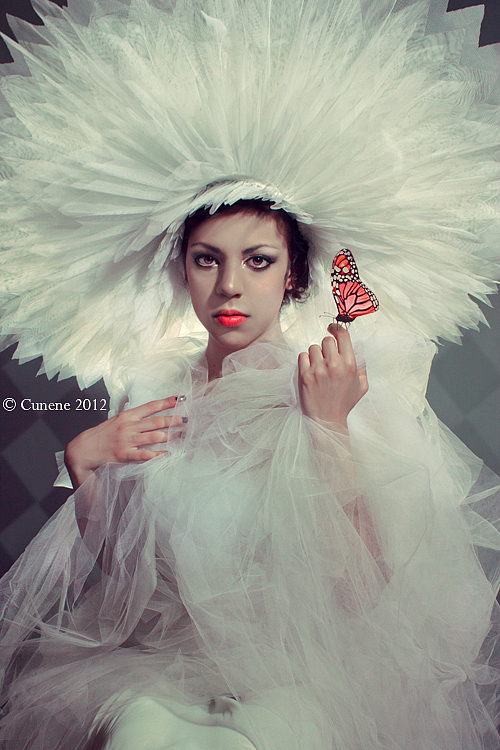 Portrait Photography by Elena Zanotti