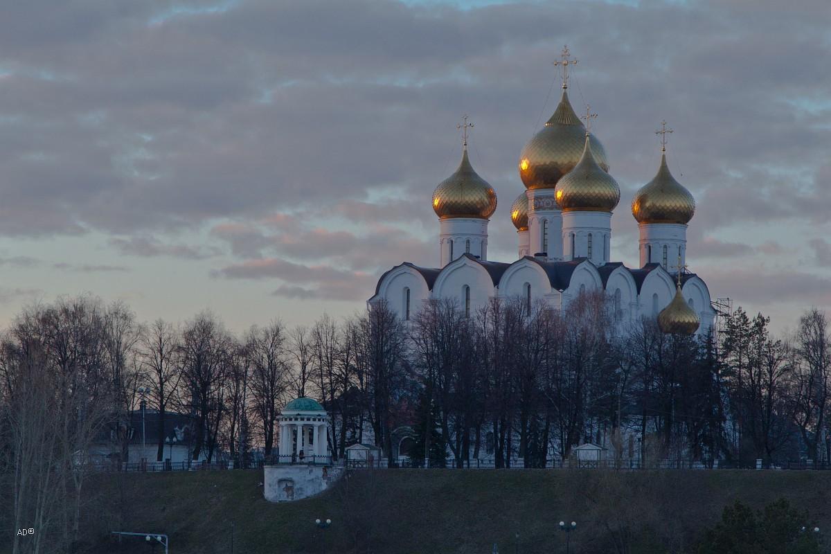 Золотое кольцо - Ярославль - Ну здравствуй, Ярославль