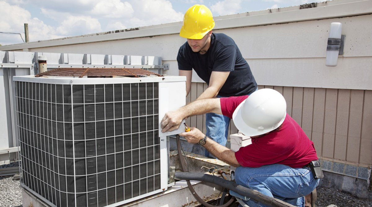 Монтаж системы вентиляции под ключ