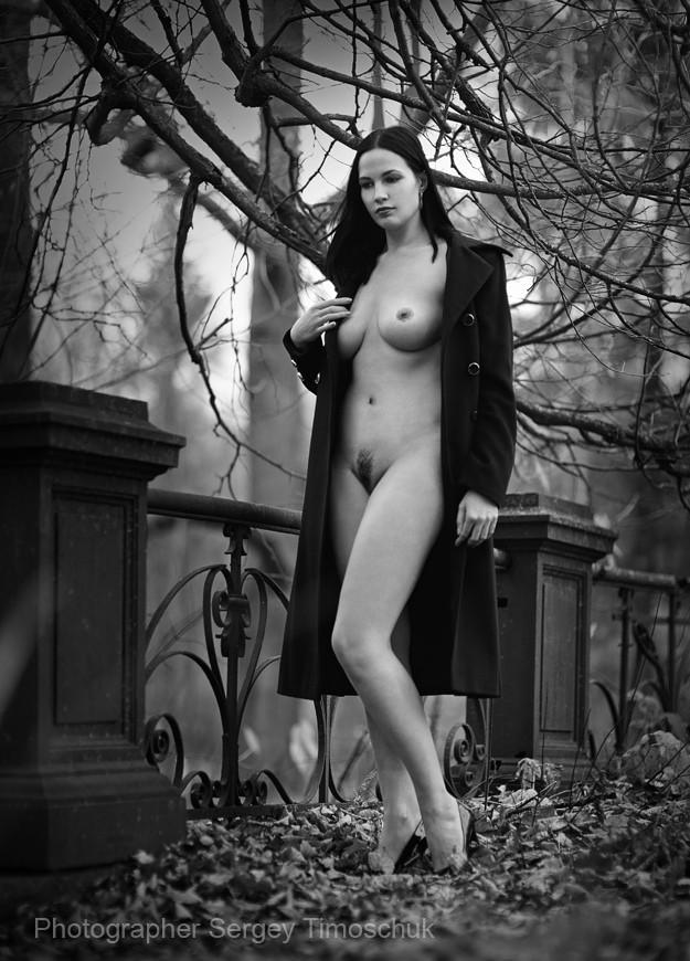Church gothic topless photos — photo 4