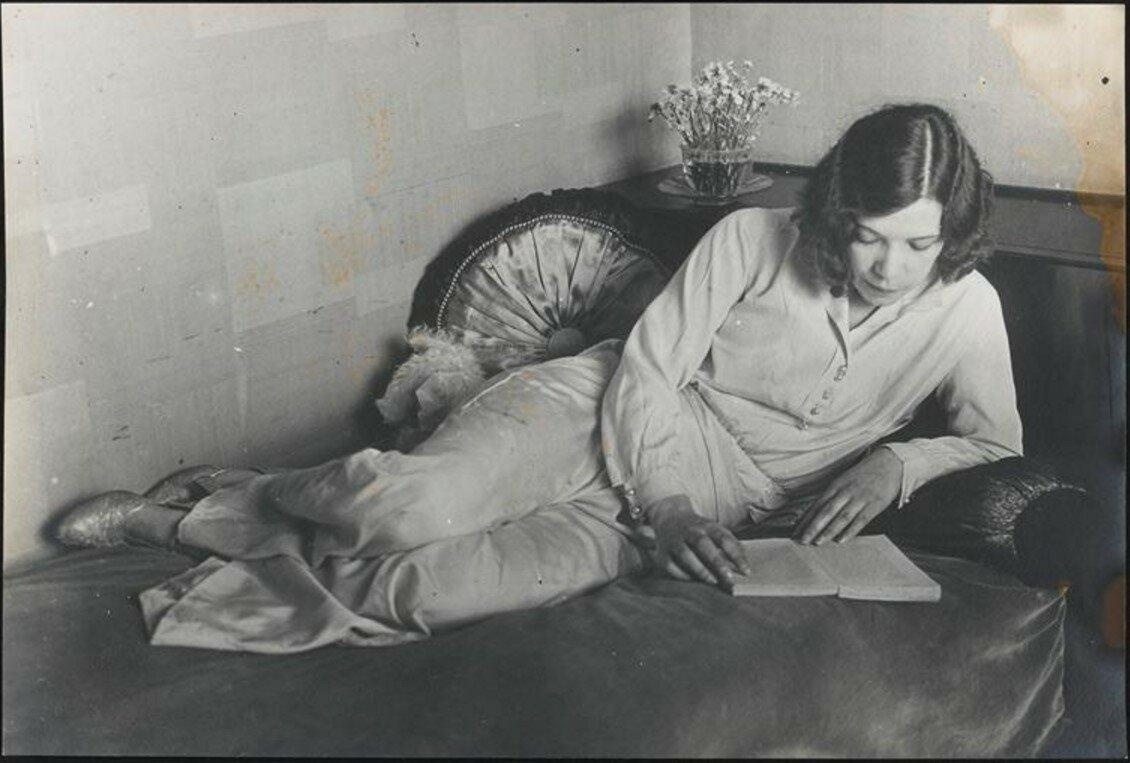 1931. Жильберта Роб