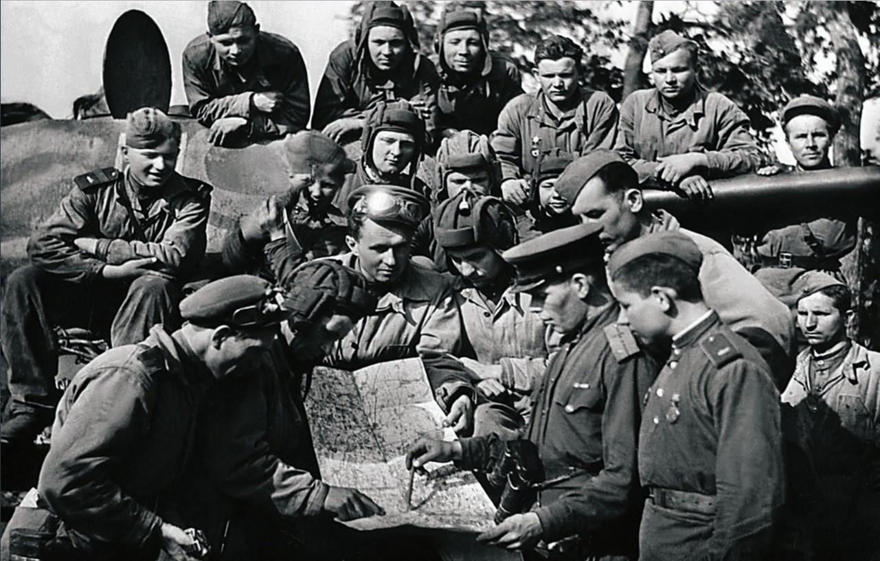 Львовско-Сандомирская наступательная операция. Июль