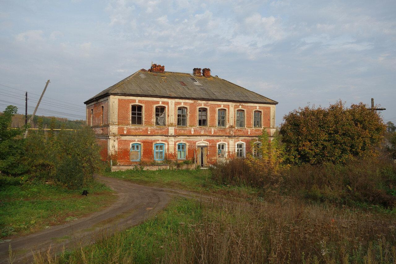 дом старотульского типа