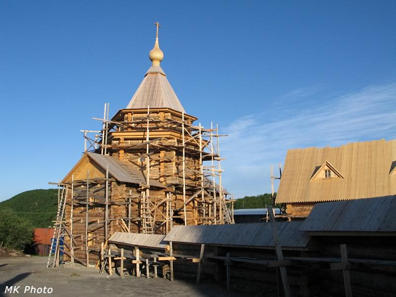 Подворье Трифоно-Печенегского монастыря