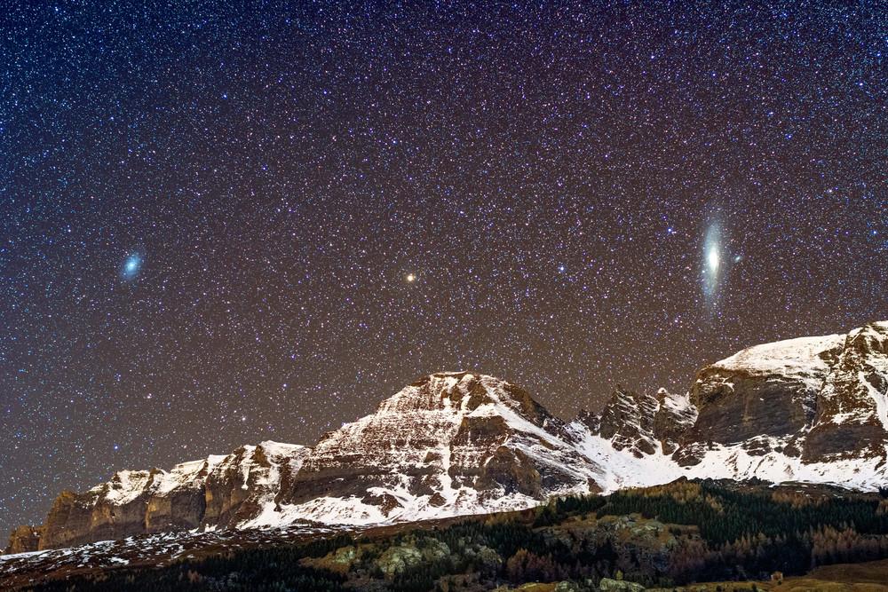 Удивительная Галактика