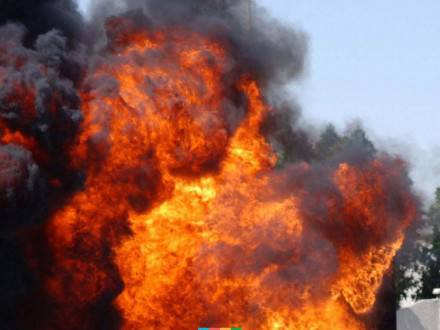 Взрыв прогремел в центре Донецка. есть пострадавшие