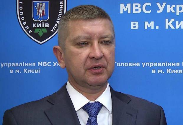Эхо кривоозерної дела: Деканоидзе назначила нового руководителя Николаевской полиции
