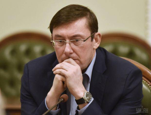 Дело о русской агрессии России в Украине содержит 800 томов, - Генпрокурор Юрий Луценко