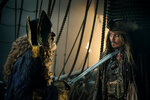 Pirates of the Caribbean: Dead Men Tell No Tales.