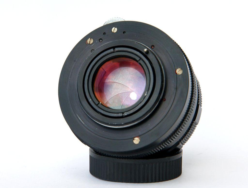 Helios 44M-7 MC Soviet lens f/2/58mm M42 mount,8 blades