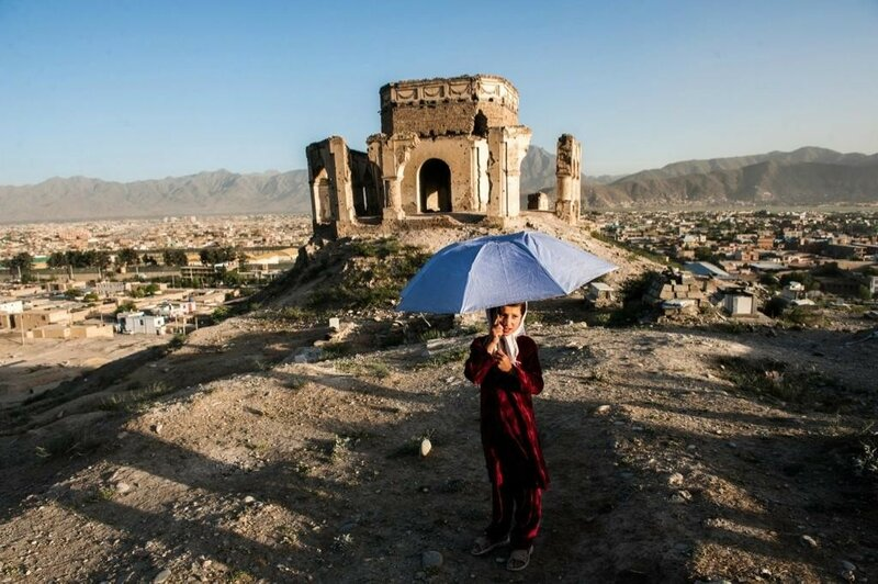 Современные афганские девушки и «традиционные ценности»   фотографии Хуссейна Фатеми