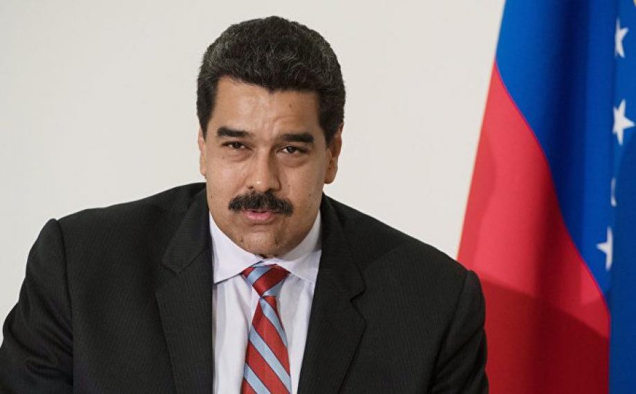 Мадуро обвинил парламент Венесуэлы впопытке госпереворота