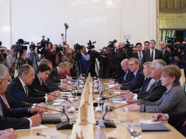 Лавров сказал Трампу секретное письмо — Кремль подтвердил