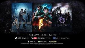 Resident Evil 4, 5, 6 - Modern Hits Launch Trailer 0_1466ba_217f510b_M