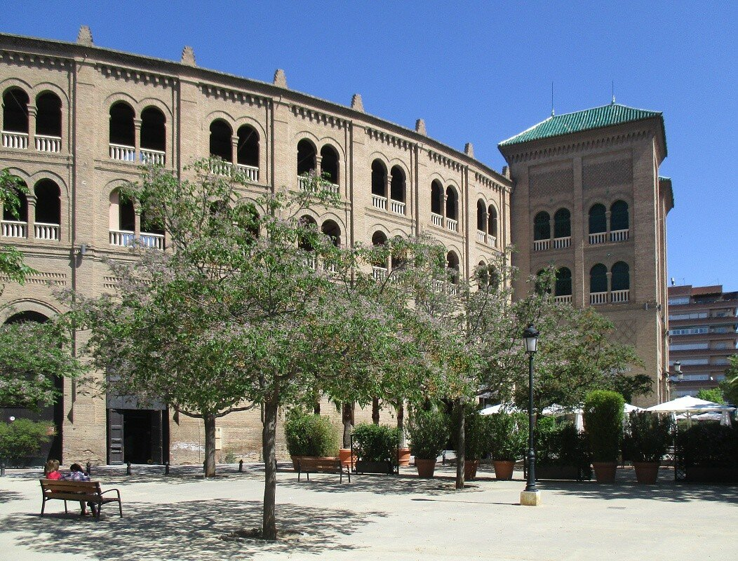 Гранада. Арена для боя быков (Plaza de toros)