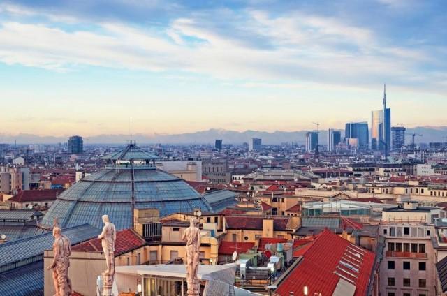 13. Милан, Италия Основанный кельтами в 400 г. до н.э. Милан может похвастаться богатейшей историей.