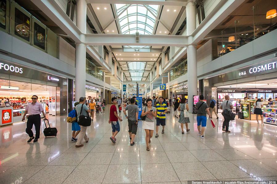 14. Магазины Duty Free отличаются от уже набивших оскомину стандартных точек со стандартным наб