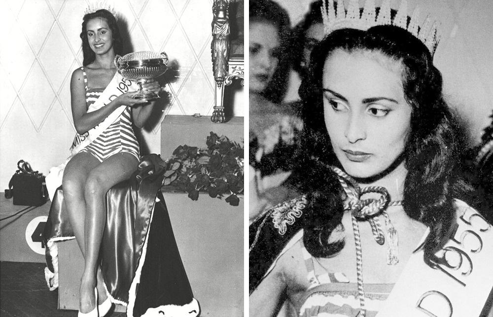 15самых ярких королев красоты завсю историю конкурса «Мисс мира» (15 фото)