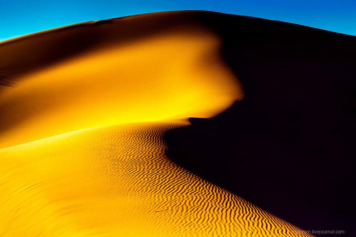 Пески времени или прогулка по пустыне Сахара (26 фото)