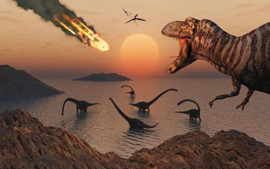 Динозавры, как выяснили ученые, вымерли погибридной причине