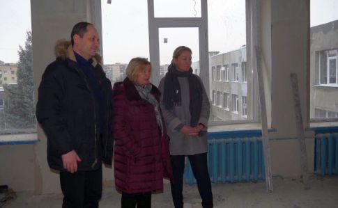 ВДонецкой области освоено только 10% денежных средств навосстановление инфраструктуры
