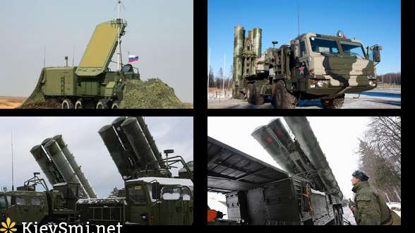 ВКрыму надежурство заступил оснащенный системой ПВО С-400 полк
