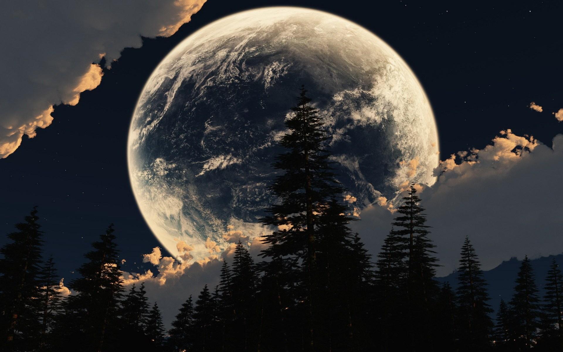 Ученые изсоедененных штатов определили возраст Луны