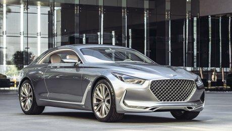 Компания Genesis выпустит конкурента для купе БМВ иMercedes-Benz